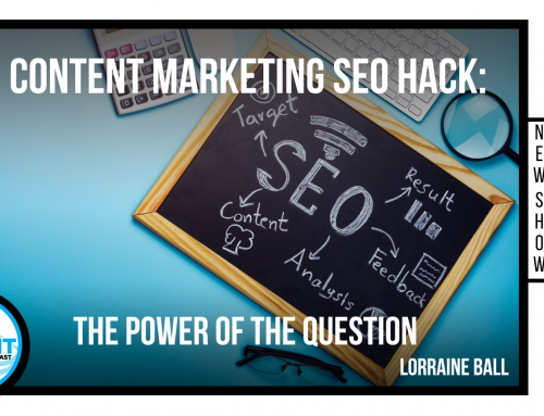 Content Marketing – The power of the question for SEO