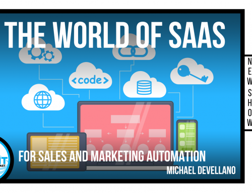 The world of SaaS for sales and marketing automation
