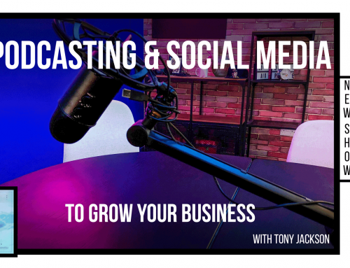 Social Media and podcasting to build a marketing business