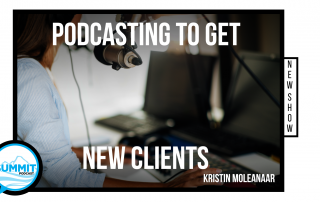 how to podcast to build your business