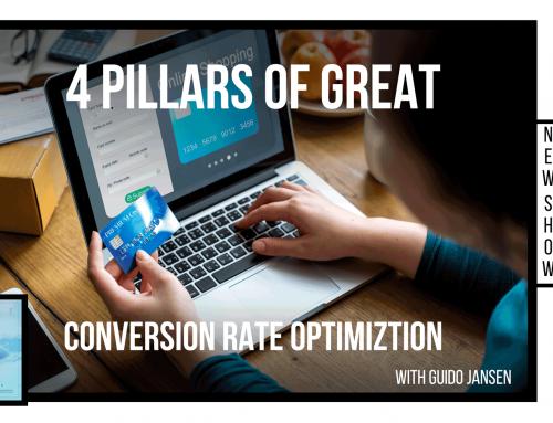 4 Pillars of Great Conversion Rate Optimization