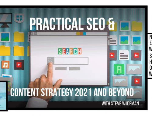 Practical SEO and Content Strategy for 2021